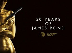 Everything or Nothing, James Bond doc.