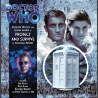 Doctor Who: Protect And Survive by Jonathan Morris.