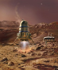 Bad news for Mars colonists – expect to be nuked.