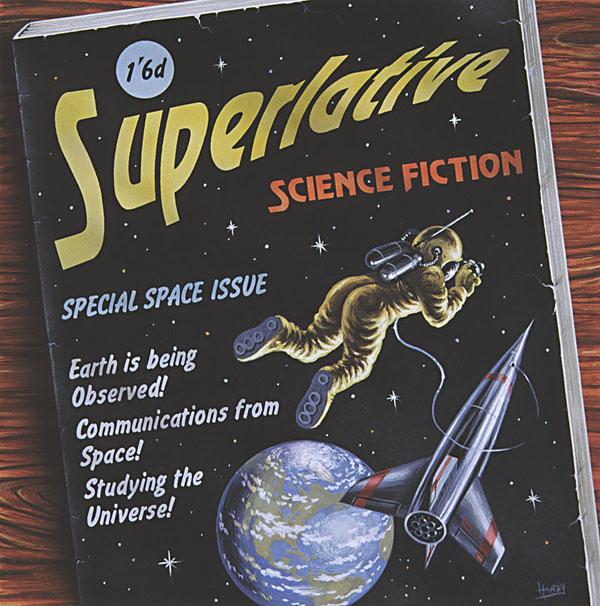 Superlative science fiction