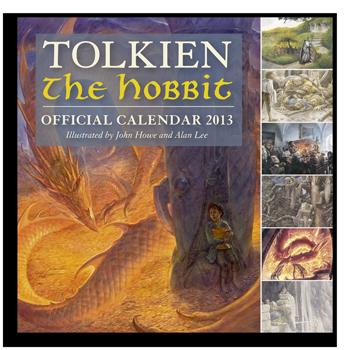 The 2013 Tolkien Calendar.