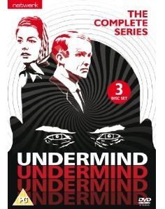 Undermind – The Complete Series boxset.