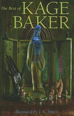 The Best of Kage Barker (book review).