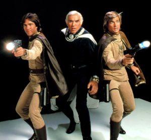 Battlestar Galactica by Bryan Singer.