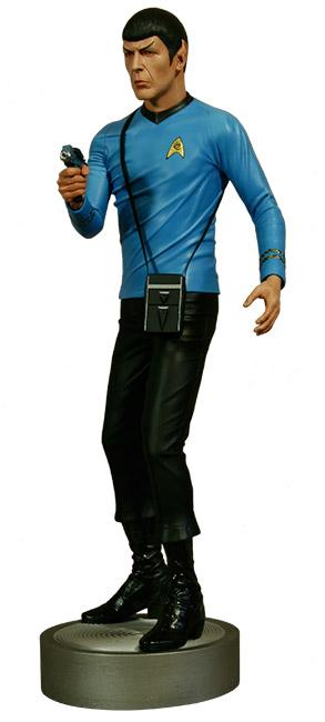 Mr Spock.