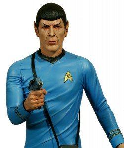 Another shot of mr Spock from the classic Trek.
