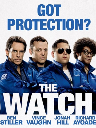 The Watch movie review.