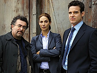 Warehouse 13 TV series.