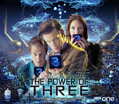 Doctor Who: 2012 Season One episode 4: The Power Of Three.