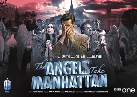 Doctor Who: The Angels Take Manhattan: more ticklers…