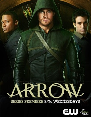 New Arrow TV series from CW.