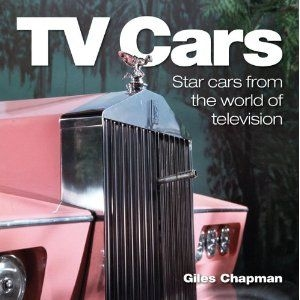TV Cars: Star Cars From The World Of Television by Giles