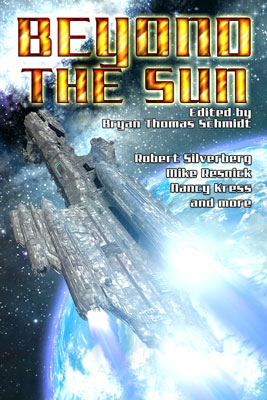 Beyond the Sun a science fiction anthology.