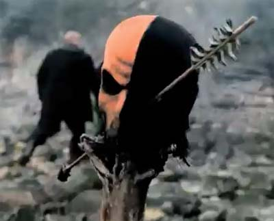Deathstroke in Arrow TV series.