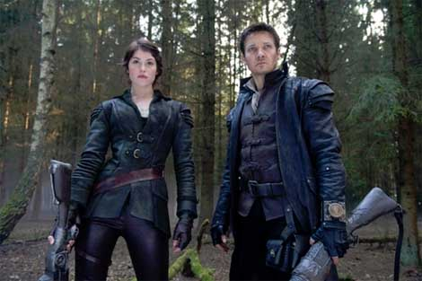 Hansel And Gretel: Witch Hunters trailer.