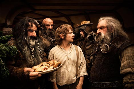 TV trailer for The Hobbit: An Unexpected Journey.
