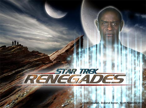 Star Trek: Renegades is coming.