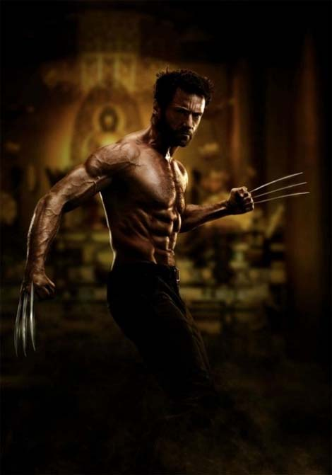 The Wolverine movie.