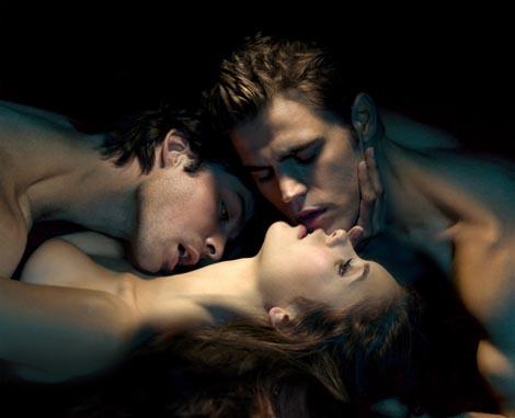 Vampire Diaries, 4th season.