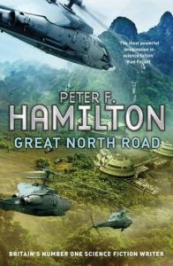 Great North Road by Peter F. Hamilton (book review).