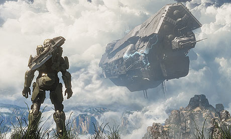 Trailer for the Halo 4 game.