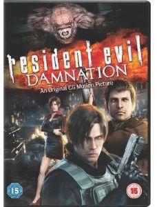 Resident Evil Damnation 2012 Film Review Sfcrowsnest