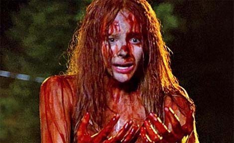 Carrie movie 2013.
