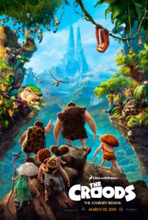 The Croods movie trailer.