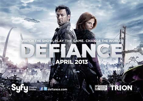 Defiance TV series scifi.