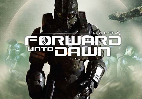 Halo Forward Unto Dawn episode 2.