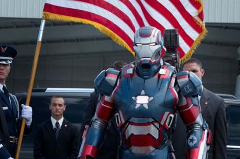 Iron Man 3 full first trailer.