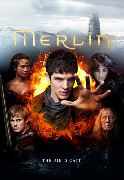 Merlin season five.