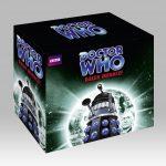 Doctor Who – Dalek Menace! (Classic Novels Boxset) by John Peel (CD review).