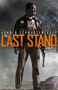 The Last Stand… Arnie feels old.