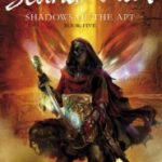 The Scarab Path (Shadows Of The Apt book five) by Adrian Tchaikovsky (book review).