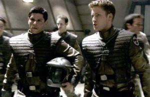 Battlestar Galactica: Blood & Chrome pilot