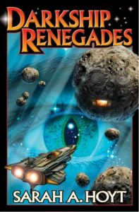 Darkship Renegades by Sarah. A. Hoyt (book review).