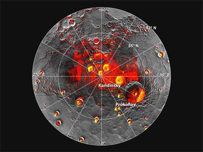 Mercury... ice planet!