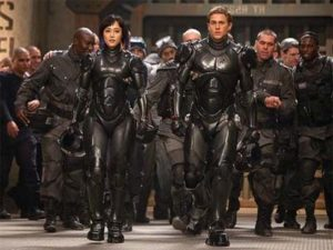Pacific Rim – suit up!