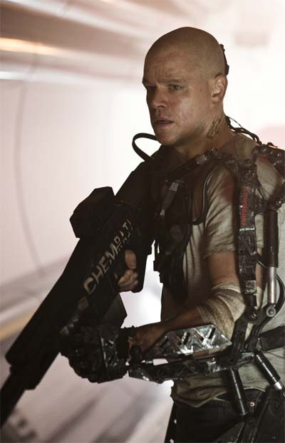 Elysium (2013)  by Mark R. Leeper (film review).
