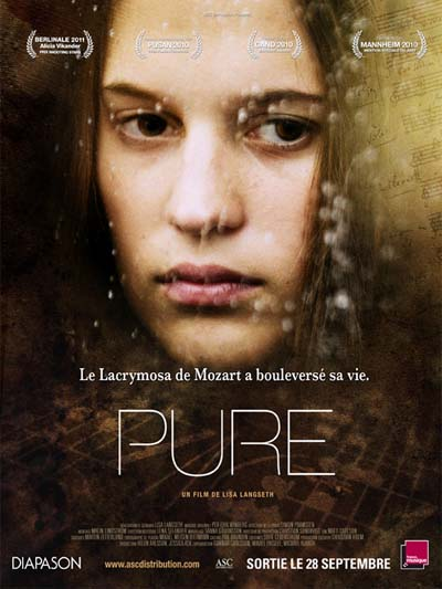 Pure starring Alicia Vikander (A Royal Affair, Anna Karenina)