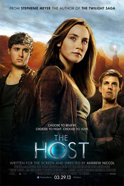 The Host… Invasion of the Twilight Body Snatchers.