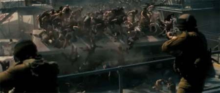 World War Z super first trailer.