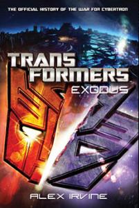 TransformersExodusCover