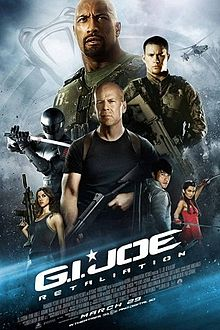 G.I. Joe Retaliation... trailer 3 action.