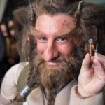 The Hobbit cast get it on with their Lego Minifigs.