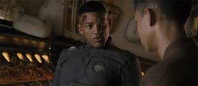 After Earth - 1st trailer for new Will Smith movie.