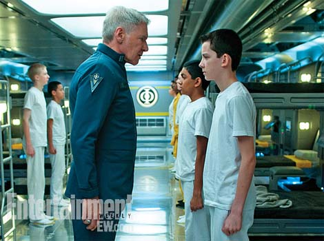 Ender's Game - first pic.