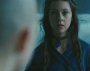 Actress Nicola 'The Last Airbender' Peltz.