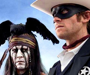 Lone Ranger? Don't be a stranger! Second trailer.